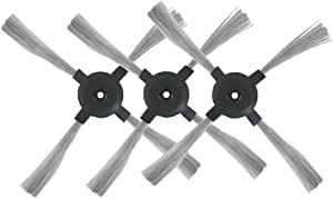 Replacement Side Brush for BobSweep™ Robotic Vacuum, 3 Pack