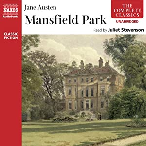Mansfield Park (Naxos Edition) Audiobook