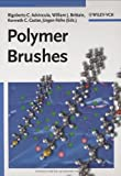Polymer Brushes : Synthesis, Characterization, Applications, , 3527310339