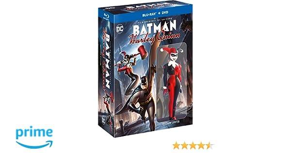 Batman et Harley Quinn [Francia] [Blu-ray]: Amazon.es: Sam ...