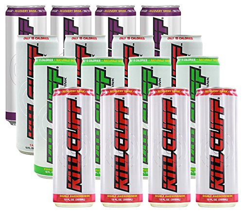 Kill Cliff Variety Pack 16 - 12 oz Cans