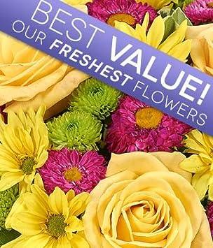 The 8 best send flowers under 20.00
