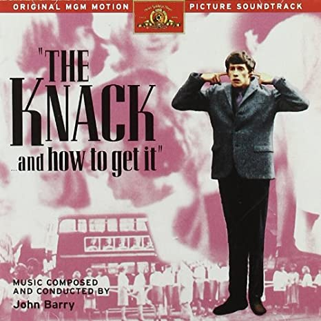 The Knack... and how to get it : B.O. (1965) | John Barry (1933-2011)