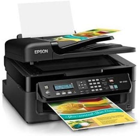 Epson Workforce WF-2530 – Impresora multifunción Inyección de ...