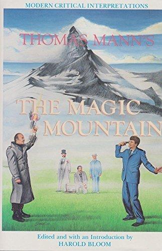 Thomas Mann's the Magic Mountain (Modern Critical Interpretations)