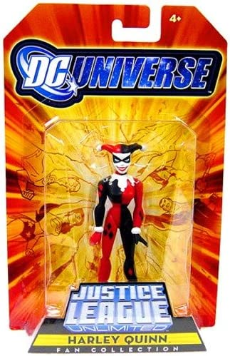 Mattel Justice League Unlimited Harley Quinn