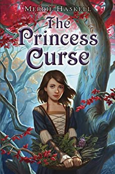 The Princess Curse by [Haskell, Merrie]