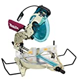 Makita LS1214FL 15 Amp 12-Inch Dual Bevel Compound Sliding Miter Saw with Laser and Fluorescent Light