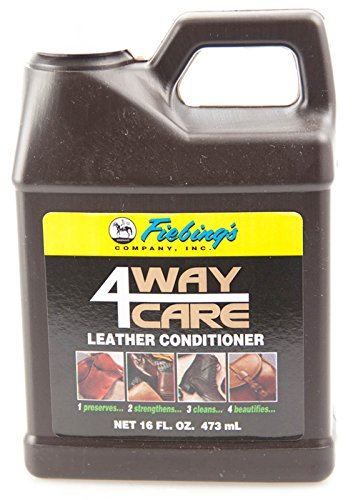 Fiebing 32 Oz. Care 4-Way Leather - Care Leather 4 Way