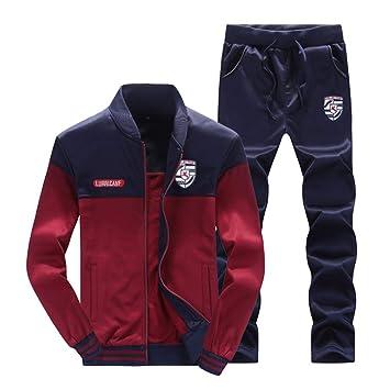 Sweatshirt Conjuntos Piezas Chándal 2 Hombre Deportivos Pantalones xORwBYOnp