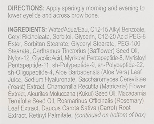 Jan Marini Skin Research Transformation Eye Cream, 0.5 oz.