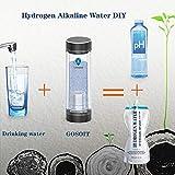 GOSOIT Hydrogen Alkaline Water Bottle Hydrogen