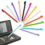Insten Replacement Nintendo DS Lite Plastic Stylus, 12-pack
