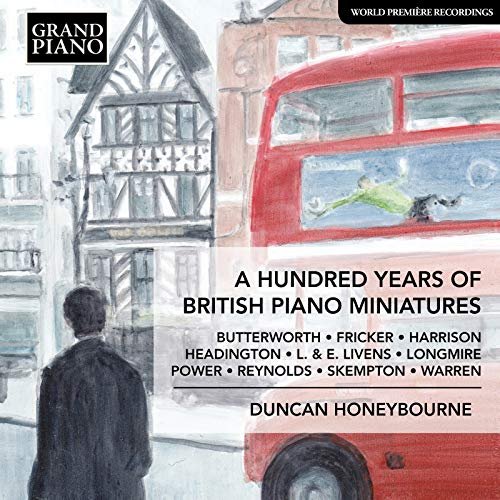 Year Miniature - A Hundred Years of British Piano Miniatures