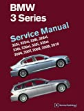 BMW 3 Series (E90, E91, E92, E93) Service Manual, Bentley Publishers, 0837616859