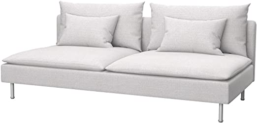 Replace Cover Custom Made Cover Fits IKEA Soderhamn One Seat Sectional