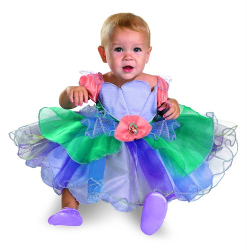 Disney Ariel Infant - Size: 12-18 months Costume