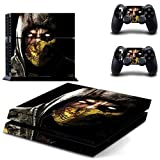 MORTAL KOMBAT Vinyl Skin For Sony PS4 Standard