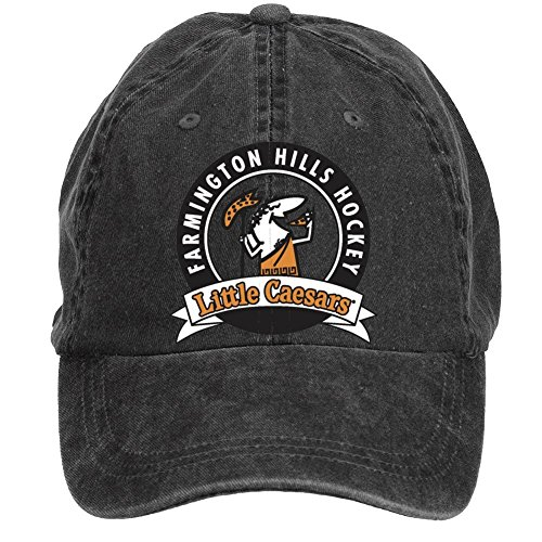 gaojidian-little-caesars-round-logo-cotton-six-panel-till-baseball-cap-hats-unisex