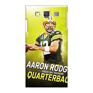 88bestcase Sumsang Galaxy A3 High Quality Hard Phone Cases Customized Lifelike Green Bay Packers Skin [Zxa1923DSAM]