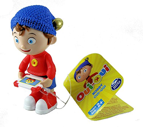 Noddy DreamWorks Toyland Detective Holding A Tablet 9 cm Poseable Figure