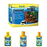 5 gallon aquarium light hood - Tetra Crescent 5-Gallon Aquarium Starter Bundle with 3 water conditioners