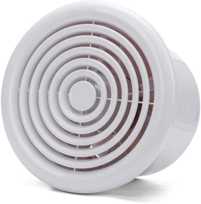 Extractor De Baño, Bathroom Extractor Ventilador, Fan Extractor de cocina 4 pulgadas, Tipo de ventana de baño, Mute potente, Cocina para el hogar, Pequeño interior