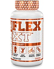 Flex-XT Joint Support Supplement   Joint Pain Relief, Bone Strength, Natural Anti Inflammatory Cartilage Repair for Men & Women   Turmeric Curcumin, Boswellia Super, More - 30 Veggie Pills
