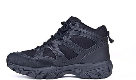 Scarpe da trekking tattiche estive e autunnali scarpe da trekking militari  traspiranti e impermeabili resistenti e 2345f2471f4