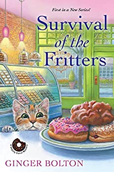 Survival of the Fritters (A Deputy Donut Mystery) by [Bolton, Ginger]