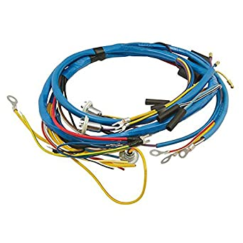 fordson dexta wiring harness wiring diagramamazon com 957e14401h new ford fordson tractor wiring harness super fordson major wiring loom amazon com