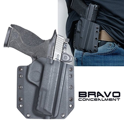 Bravo Concealment S&W M&P (4.25') 9mm/40sw OWB Gun Holster
