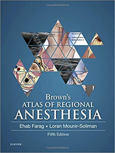 Browns atlas of regional anesthesia 5e 9780323354905 medicine browns atlas of regional anesthesia 5e 5th edition fandeluxe Image collections