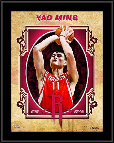 Yao Ming Houston Rockets 10.5