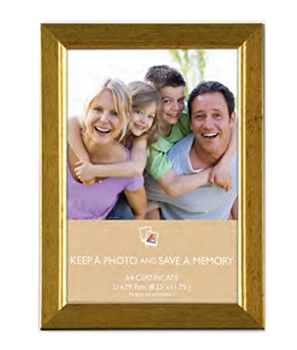 12 X A4 Certificate Gold Photo Picture Frames Wholesale Amazon