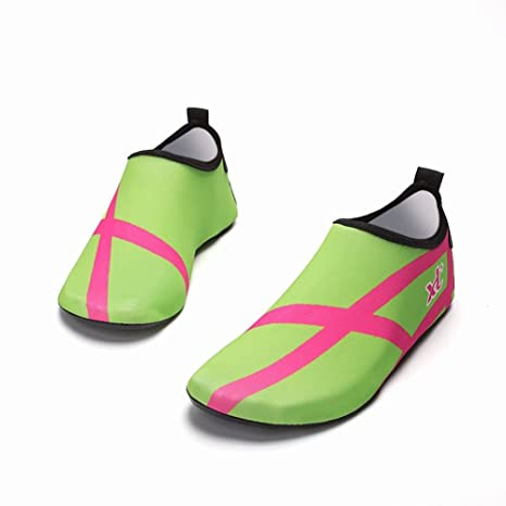 Amazon.com: FUSIKFD Water Shoes,Womens and Mens Water Shoes ...