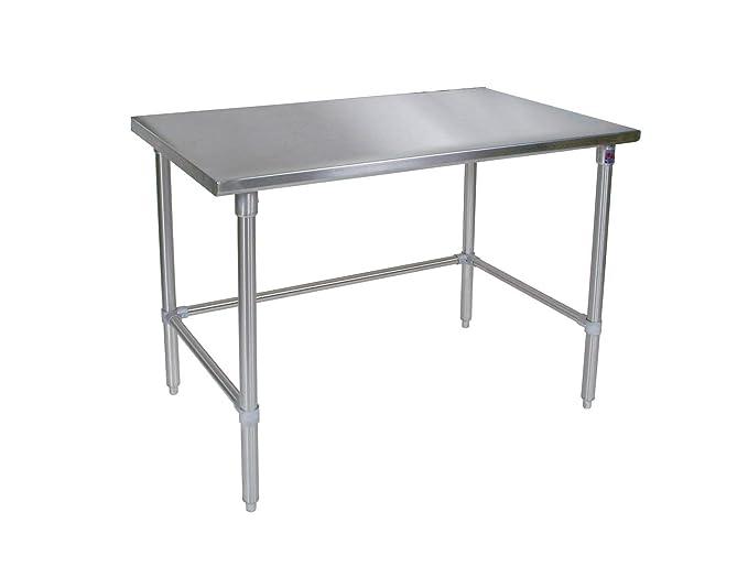 Amazon.com: john boos acero inoxidable semental mesa de ...