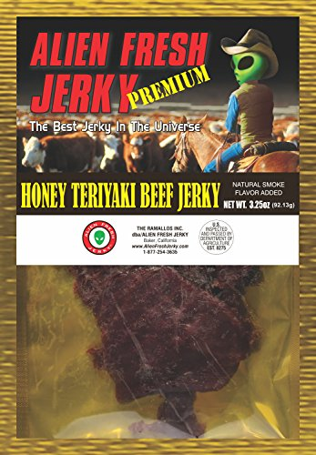 Cheap Honey Teriyaki Premium Beef Jerky