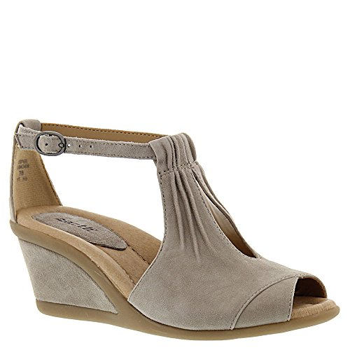 Earth Women's Caper Ankle Strap Sandal,Ginger Suede,US 9.5 - 835 Us