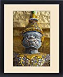 Framed Print of Thailand, Bangkok. The Grand Palace, established in 1782