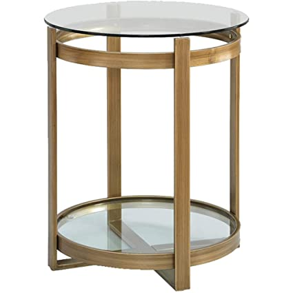 Excellent Amazon Com Sofa Side Table Wrought Iron Coffee Table Round Dailytribune Chair Design For Home Dailytribuneorg