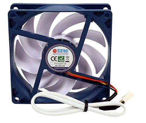 TITAN IP55 92mm x 25mm Waterproof/Dustproof Case Cooling Fan