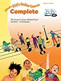 Alfred's Kid's Guitar Course Complete: The Easiest Guitar Method Ever! (Book, 2 Enhanced CDs & DVD)