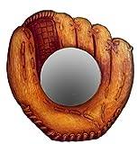 Baseball Glove Wall Mirror for Baseball Kids Decor