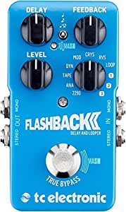 TC Electronic Flashback 2 Delay Effects Pedal