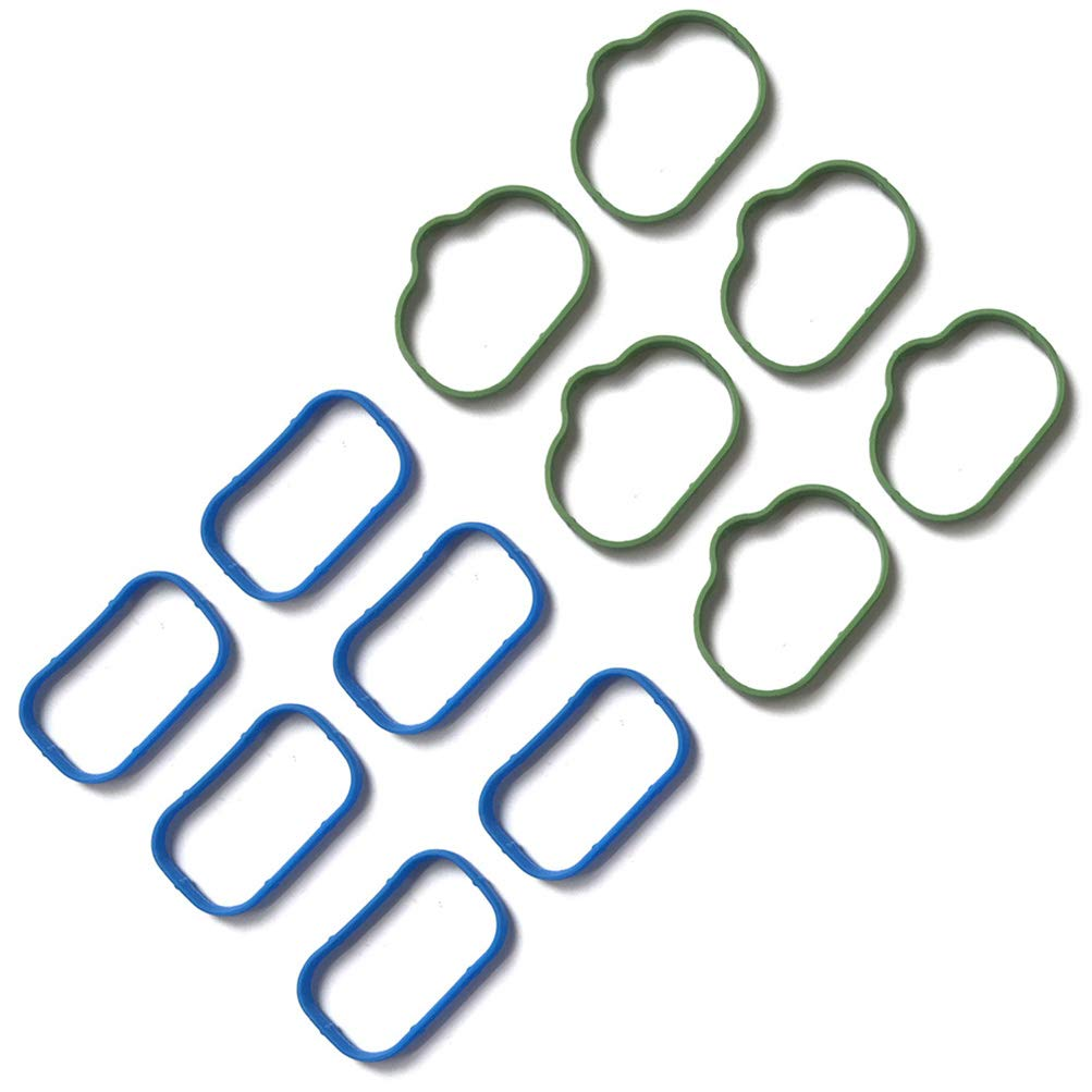TUPARTS Automotive Intake Manifold Gasket Sets Replacement for Chrysler 200 3.6 L