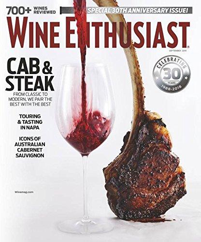 Wine Spectator Magazine - Wine Enthusiast