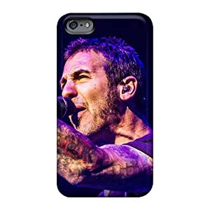 Bumper Hard Phone Cases For Iphone 6 (too7123rNwy) Provide Private Custom High-definition Godsmack Band Image
