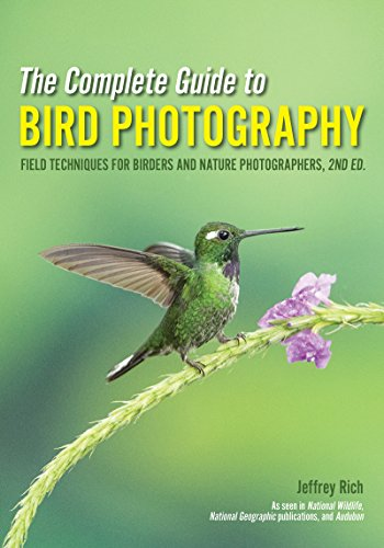 In this beautifully illustrated book, author Jeffrey Rich provides indispensable tips for taking polished, professional-quality photographs of birds. Catering to a wide audience, from beginners to professional photographers who are new to bird photog...