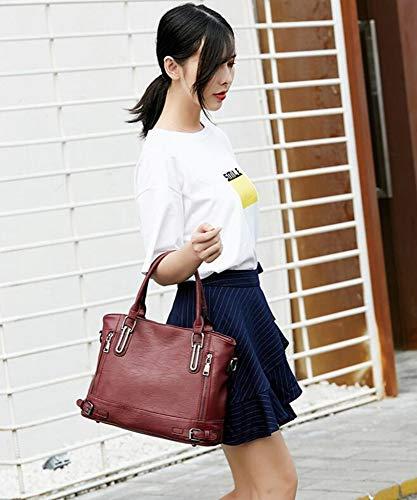 Sac Sac épaule Diagonal Femmes A Sxuefang Fashion Cross Femme Unique kit de Main à 5vwxYX
